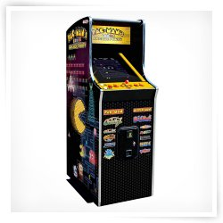 Pac-Man's Arcade Party Cabaret by Namco