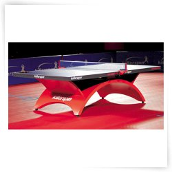 Killerspin 301-13 Revolution Table Tennis Table - Blue/Red