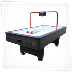 Playcraft Weston 2 Air Hockey 7.5 ft. Table with Overhead Scorer