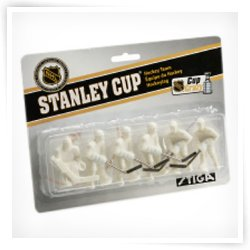 Stiga NHL Paint Your Own Team Pack - White